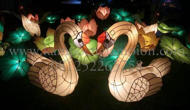 Lampion Angsa