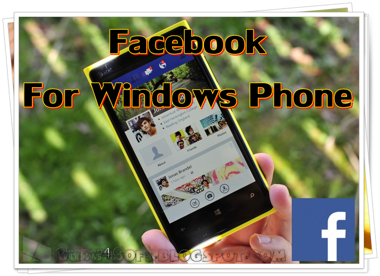 download facebook for windows phone free