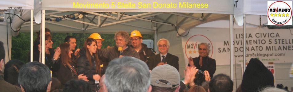 Movimento 5 Stelle San Donato Milanese