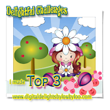Top 3 @ Delightful Challenges 7th August