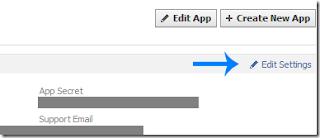 edit timeline settings