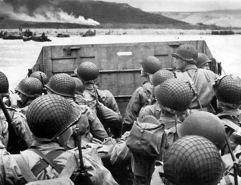 El día D 6 de junio de 1944.