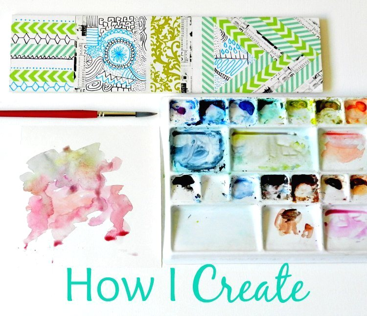 How I create: A look at creativity from an artist