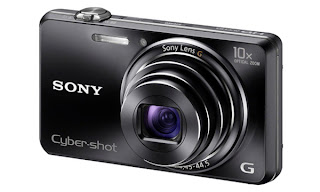 Sony DSC-WX100 10x optical zoom camera