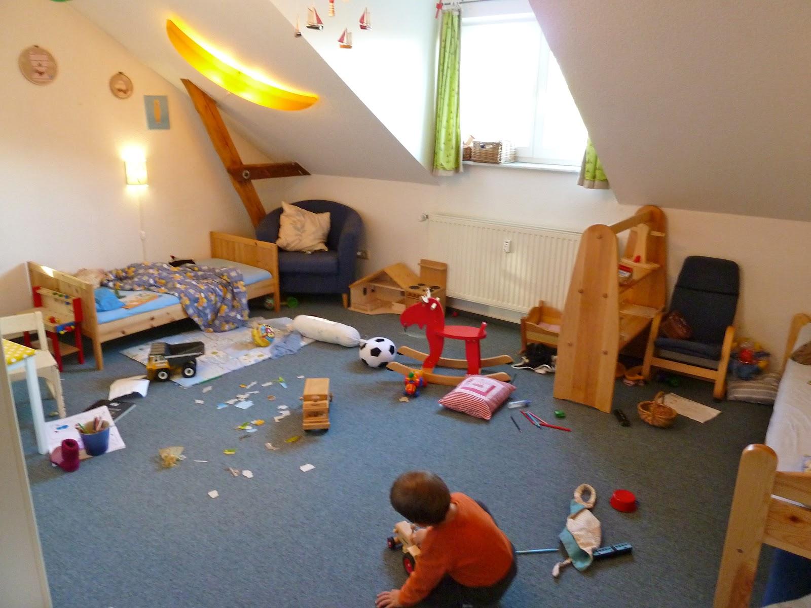 Frische brise: kinderzimmer