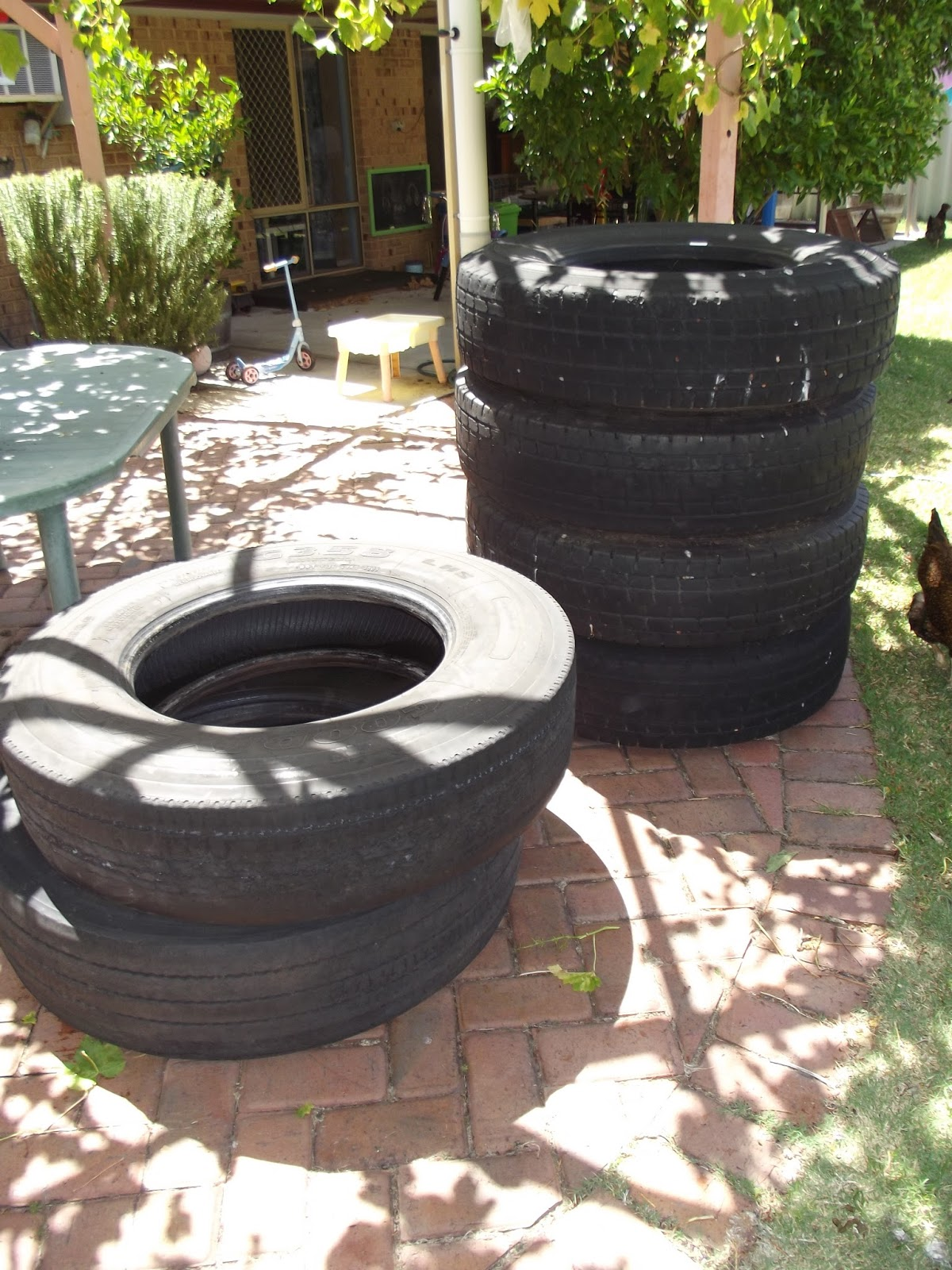 backyard play project ideas