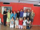 Grupul de lucru din care am făcut parte, condus de Patrick Deas şi Vikki Manouka