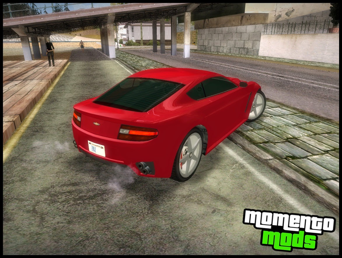 GTA SA - Dewbauchee Rapid GT Coupe Do GTA V