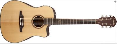 Gitar Akustik Fender F-1000CE