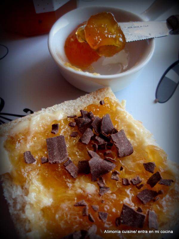 Entra en mi cocina jalea de naranja y habas tonka gel e for Azucar gelificante