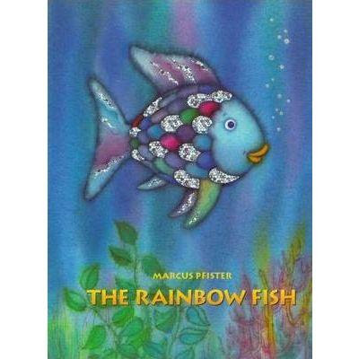 World of wonders the rainbow fish 5 titles for Rainbow fish author