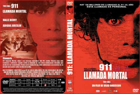 911 Llamada Mortal The Call DVDR Latino 2013 Thriller
