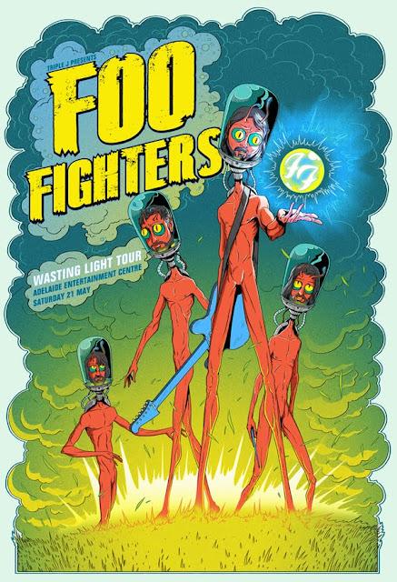 Nahum Ziersch poster illustration artwork