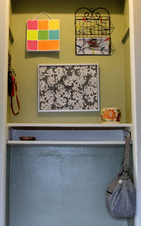 DIY Entry Nook
