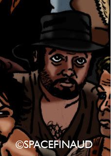 Suivi de son ami, Juan Miranda, interprété par Rod Steiger. Juan, un bandit mexicain attachant. Dans la même veine que Tuco.