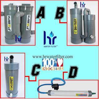 Filter Air Murah Berkualitas