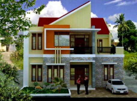 model rumah modern design rumah minimalis