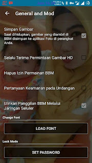 BBM Versi Baru v3.0.1.25 Include Change Background