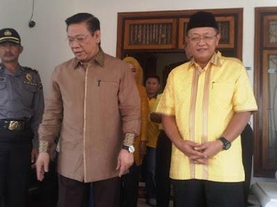 Musda Golkar AL Kelar, Cek Endra Terpilih Aklamasi Sebagai Ketua DPD I
