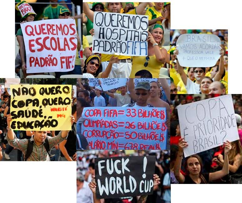 Padrao Fifa, escuelas, sanidad, educación