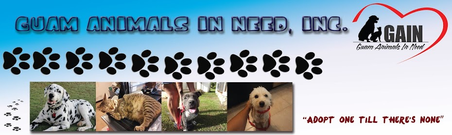 Guam Animals In Need, Inc.