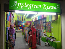APPLEGREEN KISWAH