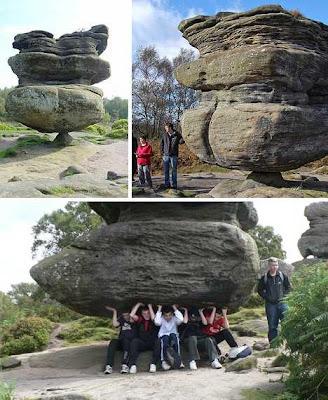7 Bentuk Batu Terunik yang Ada di Dunia - raxterbloom.blogspot.com