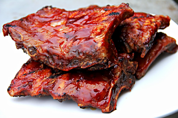 Great Grilled Ribs And Chicken Recipes — Dishmaps