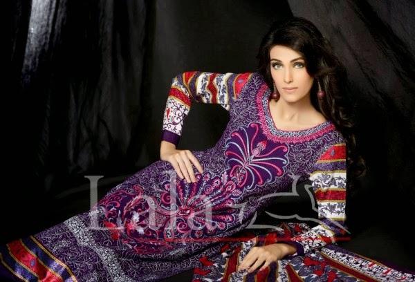 Mashaal Khaadi Shalwar Kameez Colletion By Lala Textile