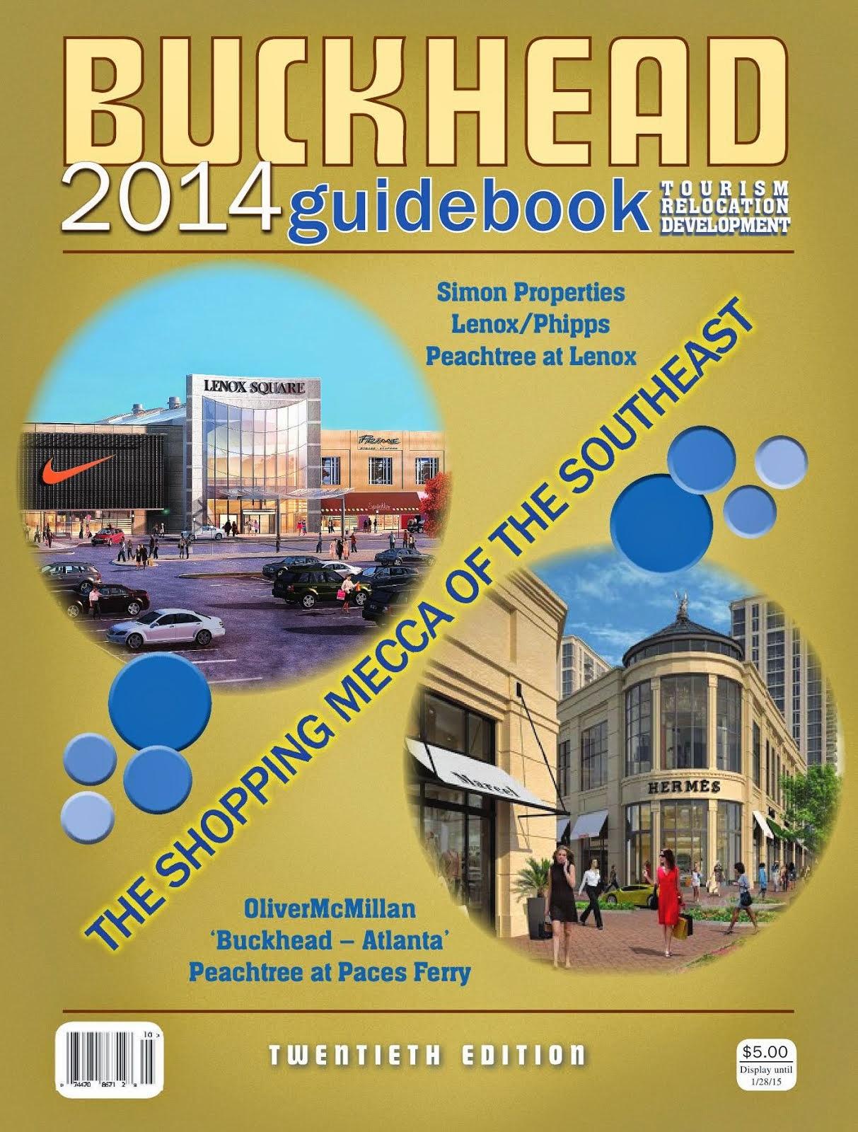 Buckhead Guidebook