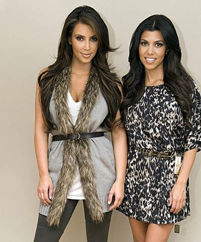 Kardashian Clothes Line on Kim Kardashian Cloth Line   Kim Kardashian   Zimbio