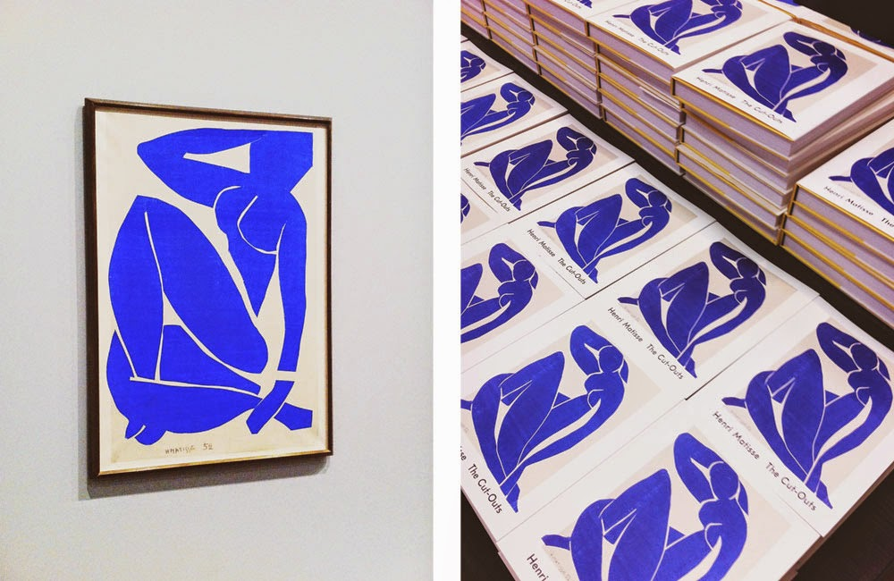 Matisse // Cut Outs
