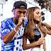 Ariana Grande assume namoro com Big Sean
