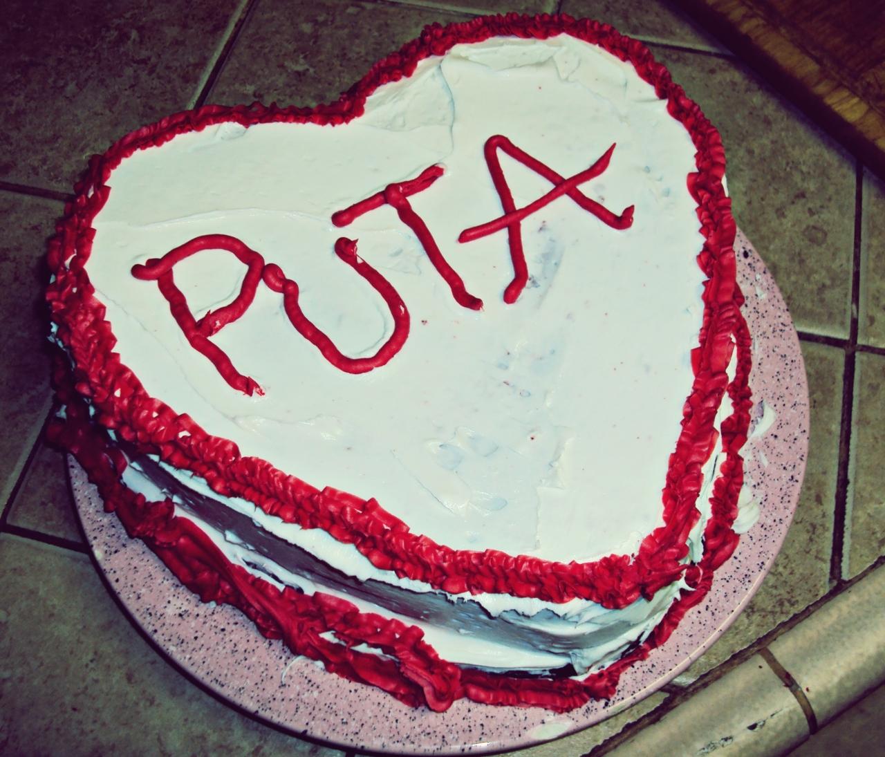 B'Day » Flavs H. Puta+cake