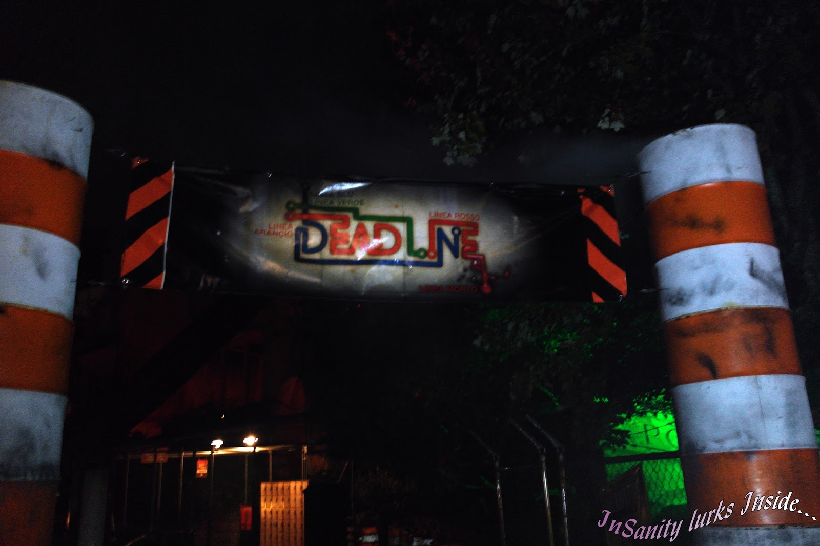 Insanity Lurks Inside Haunt Review Howl O Scream At Busch Gardens Williamsburg