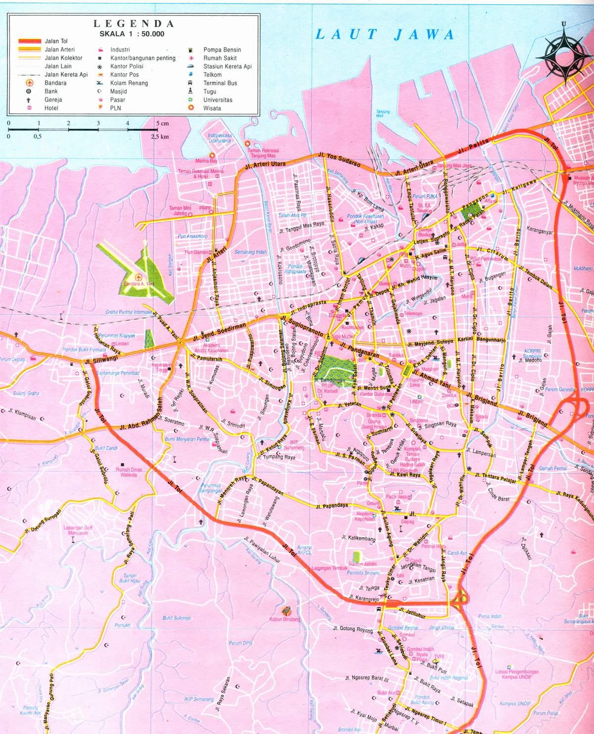 peta kota semarang pamboedi file 39 s