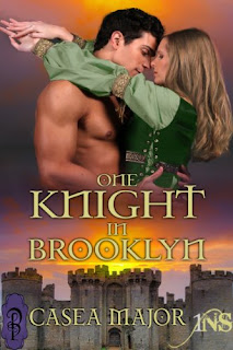 Review: One Knight in Brooklyn by Casea Major