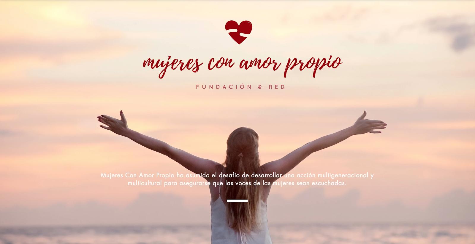 Mujeres Con Amor Propio