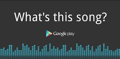 Aplikasi Android Untuk Mencari / Mengetahui Judul Lagu