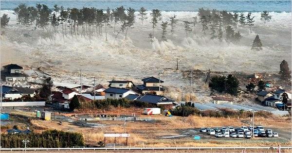 Terremoto Fukushima