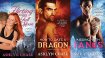 Giveaway: Flirting with Fangs series