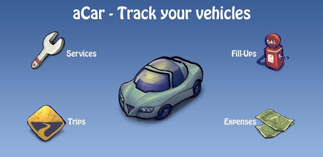 aCar Pro - Track your vehicles