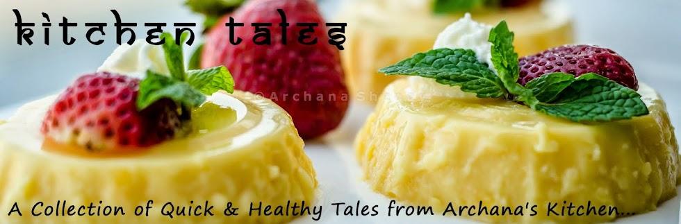 Kitchen Tales