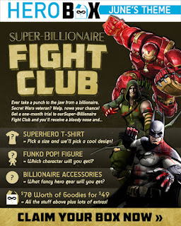 Click here to claim your Super-Billionaire Fight Club from SuperHeroStuff!