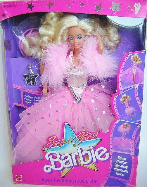 Mi 1ra Barbie también la echo de menos