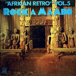 Rock a Mambo - African Retro vol.5Pathé Marconi / EMI 1977