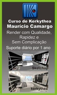 CURSO DE KERKYTHEA EM DVD P/ TODO O BRASIL