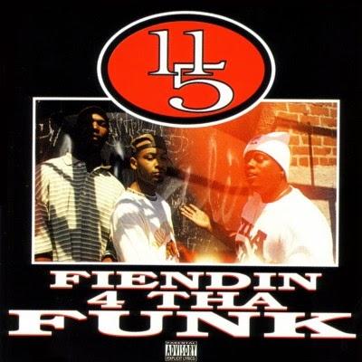 11/5 – Fiendin' 4 Tha Funk