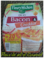Bacon et cheddar Fleury Michon