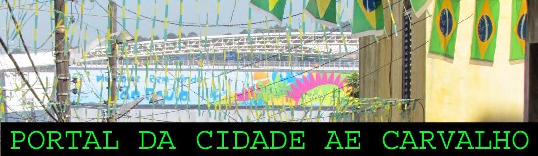 CIDADE A. E. CARVALHO